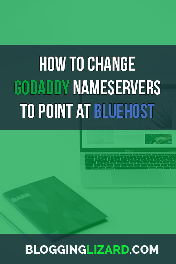 Learn how to change GoDaddy nameservers to point at Bluehost and use your GoDaddy domain names on Bluehost hosting.