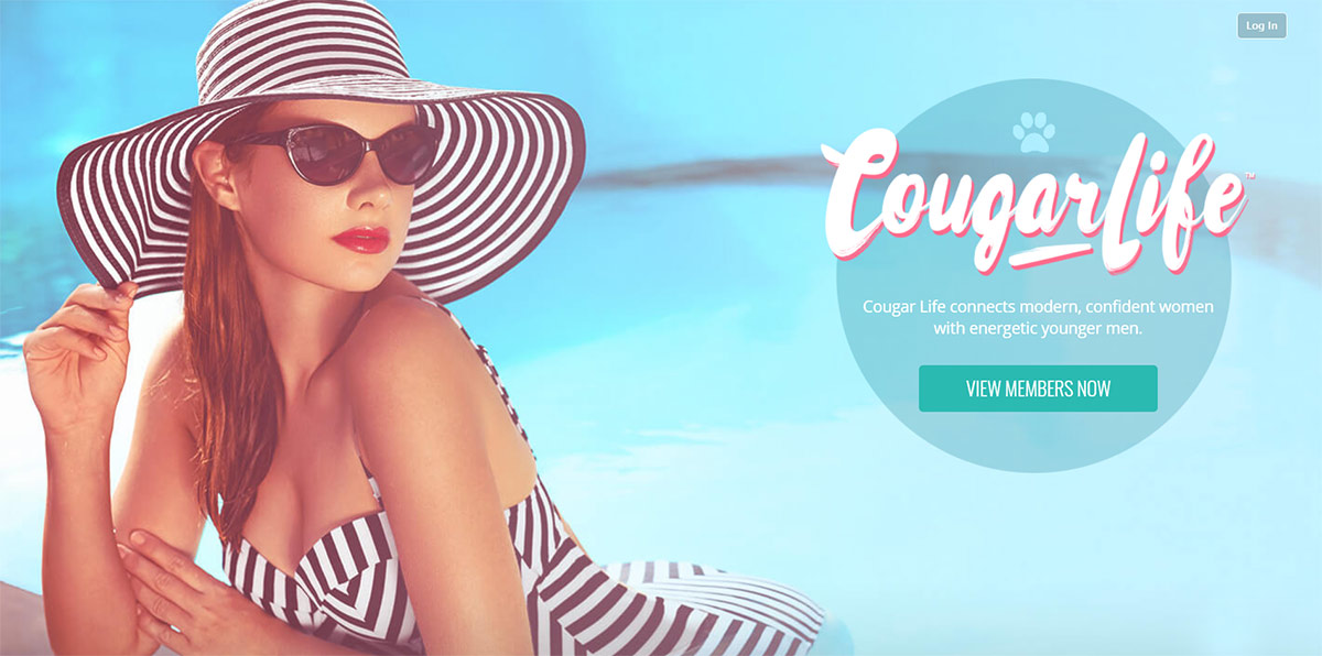 Cougar Life website