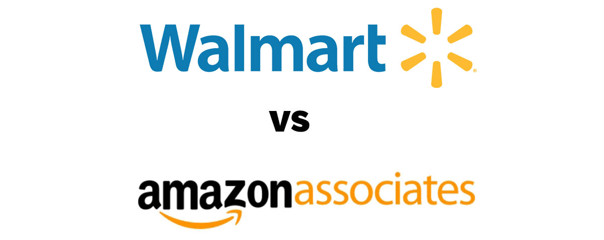 Walmart affiliate program vs Amazon Associates cover