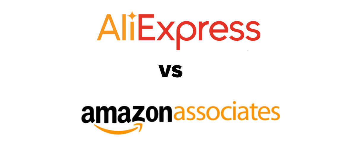 AliExpress affiliate program vs Amazon Associates