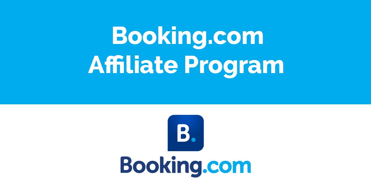 Booking.com affiliate program