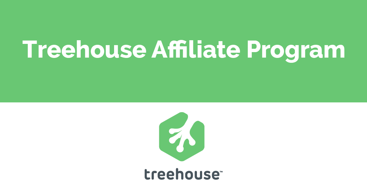 Treehouse affiliate program
