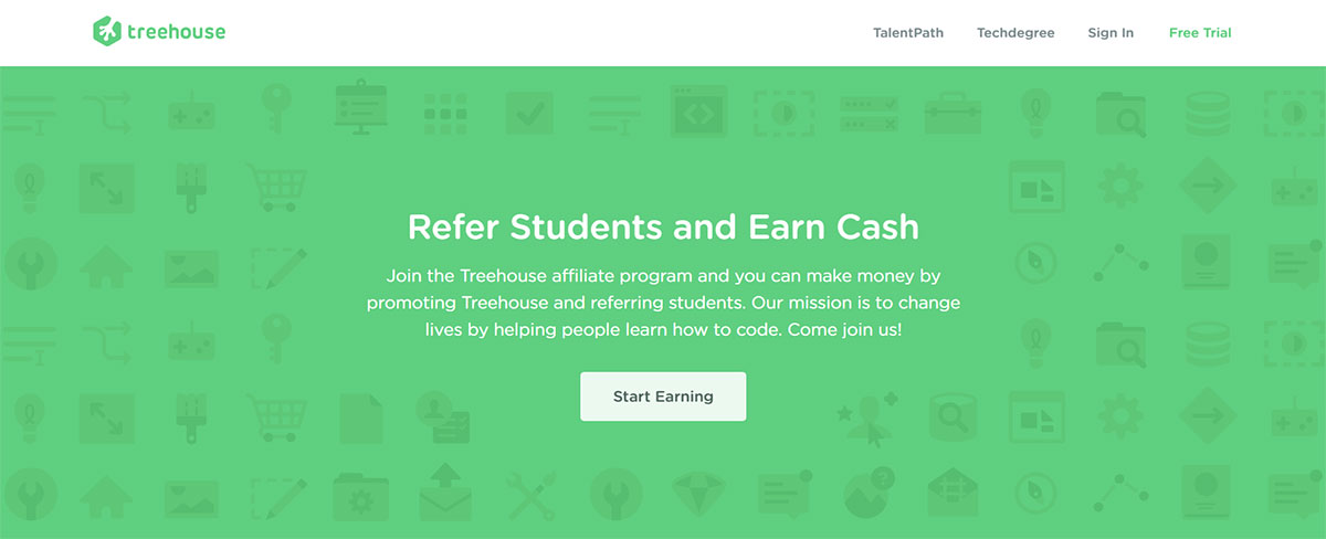 Treehouse-affiliate-program