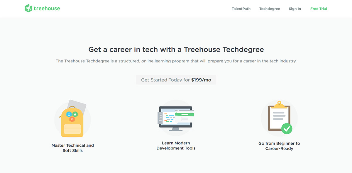 Treehouse-and-programming-careers